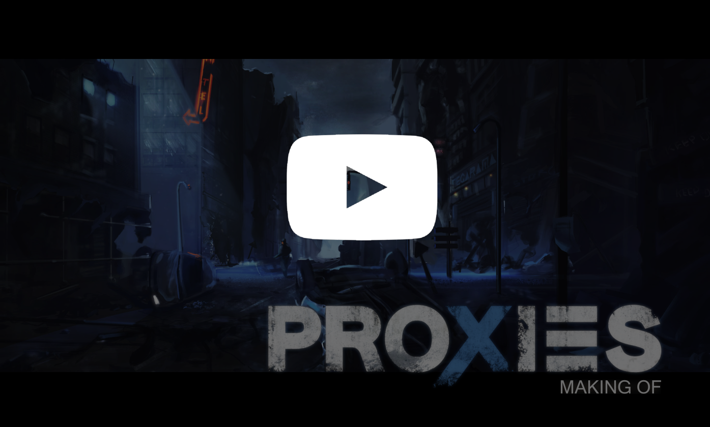 proxies making of